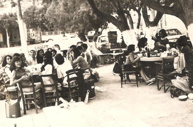 1977 / Εκδρομή στο Μόχλο