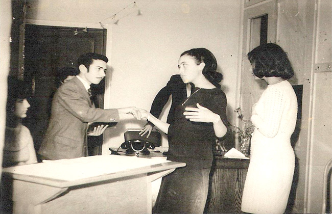 1969 / Θεατρική Παράσταση Στ Γυμνασίου