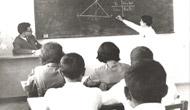 1963- 1964 / Μάθημα Γεωμετρίας