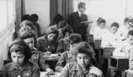 1963 / Στη σχολική τάξη
