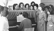 1964 / Η πρώτη χορωδία