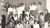 1974-1975 / Απόφοιτοι