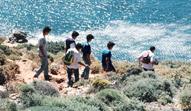 1995 / Σχολική Εκδρομή, Πρέβελη
