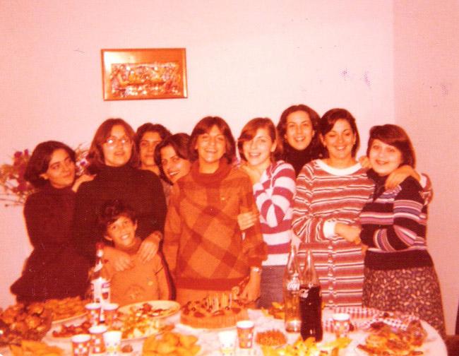 1976-1977 / Μαθητική Ζωή