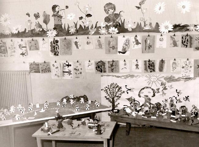 1970-1980 / Κατασκευές - Ζωγραφιές παιδιών
