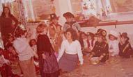 1975 / Απόκριες στο Νηπιαγωγείο
