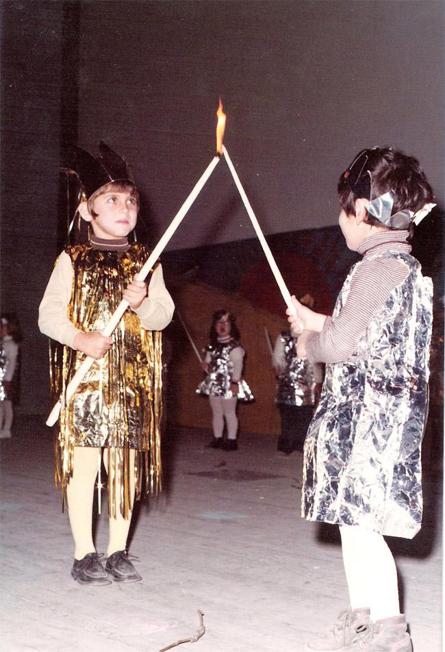 1974 / Xριστουγεννιάτικη εκδήλωση